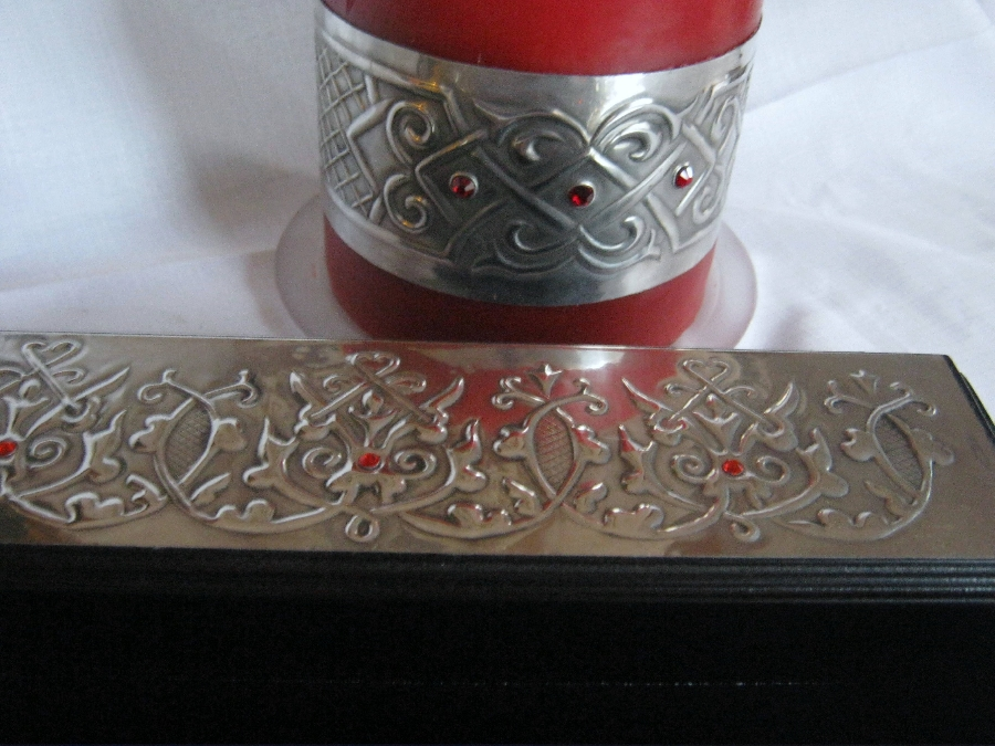 pewter-on-candles
