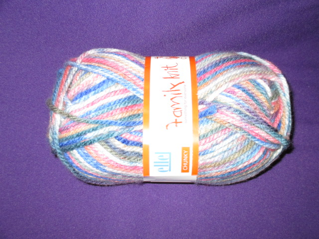 family-knit-chunky-printed-50g