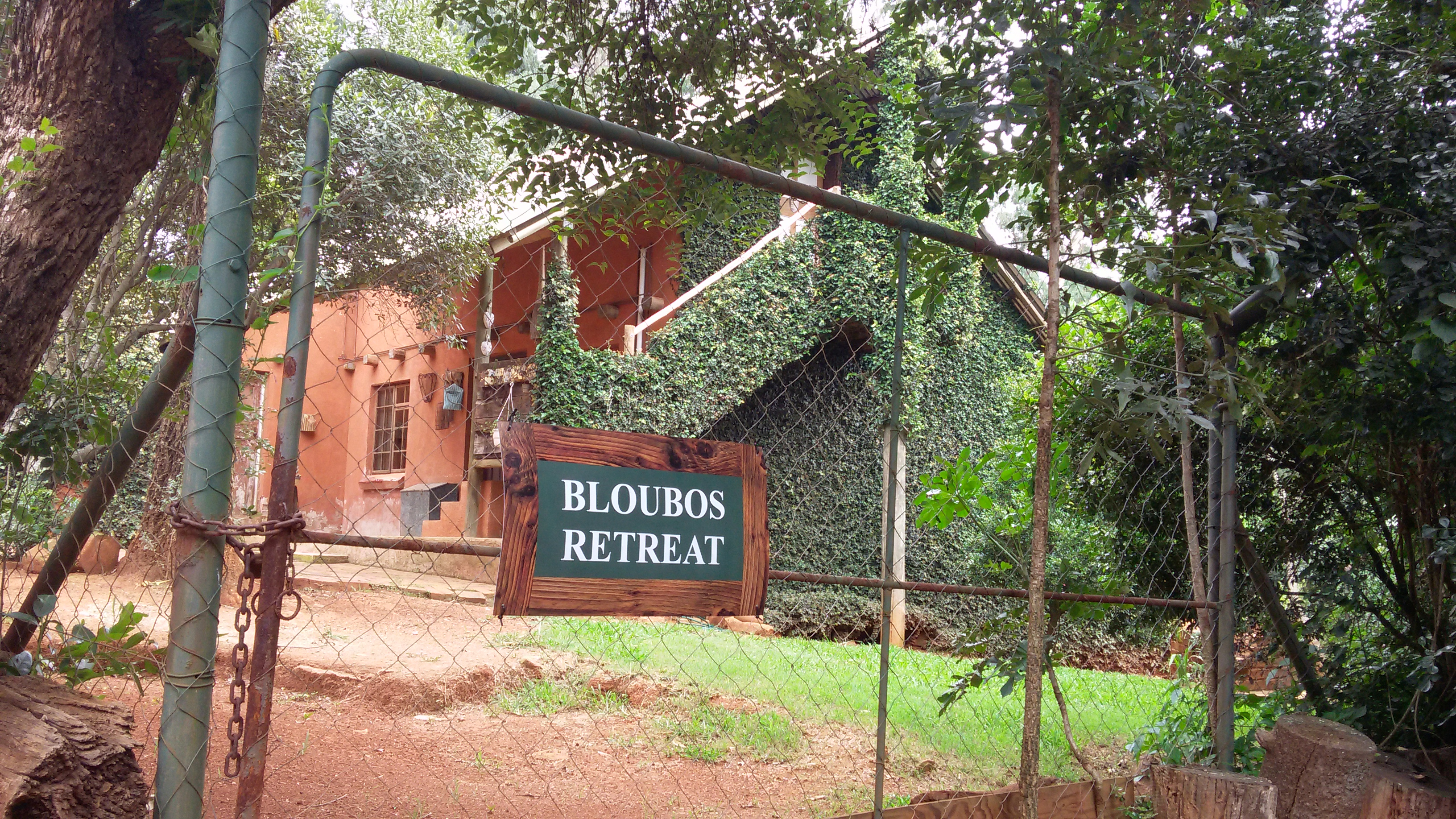 bloubos-retreat