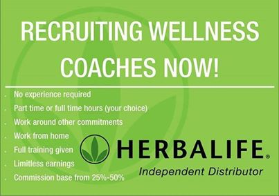 a-unique-opportunity--the-herbalife-business-opportunity!