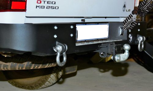 Wildog Accessories | Front Rear replacement bumpers custom design