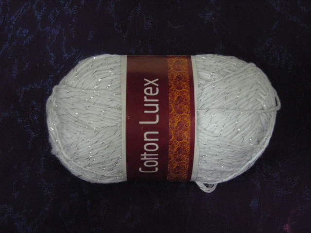 dimeks-cotton-lurex-50g-col-006-white