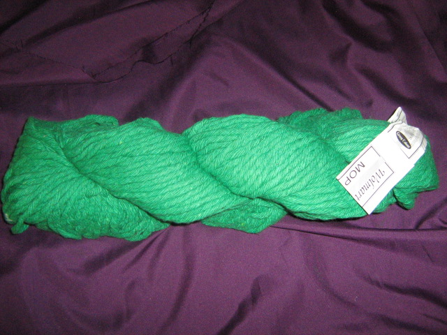 cotton-yarn-500g-hank-col-green