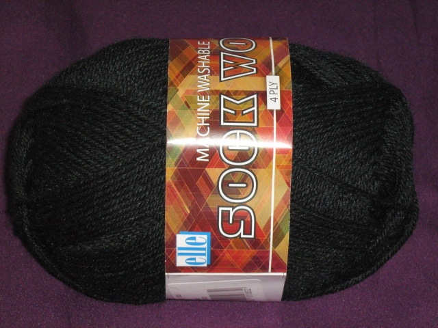 elle-sock-wool-col-017-black