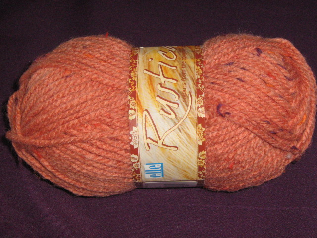 elle-rustica-chunky-50g-col-154-coral